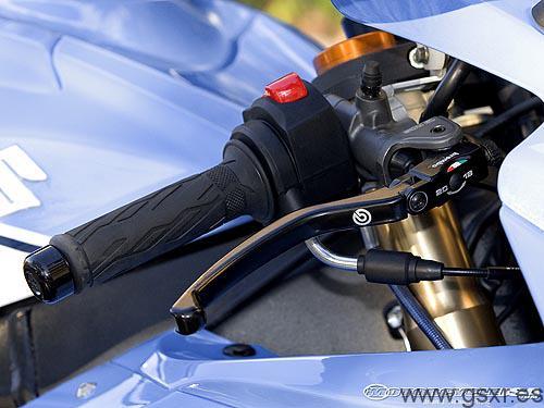 2008 Suzuki GSX-R 750 Barry Sheene replica