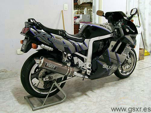suzuki gsx-r 1100 1992