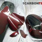 suzuki gsx-r piezas de carbono