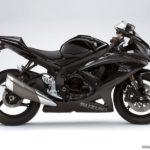 2009 Suzuki GSX-R 600 K9 Negro Solido