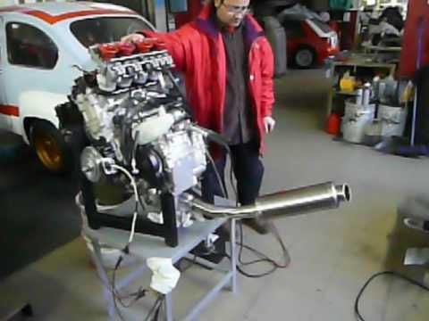 Suzuki GSX-R 1000 2007 K7 carburadores
