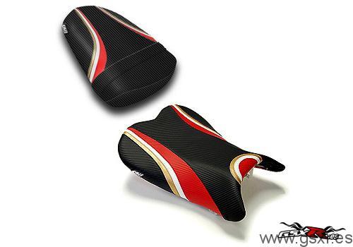 Suzuki GSX-R funda asiento Luimoto