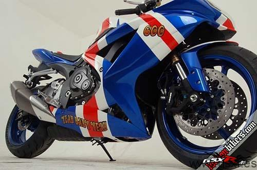 suzuki gsxr 600 2008 austin powers