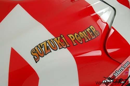 suzuki gsxr 600 2008 austin powers
