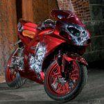 2003 suzuki gsx-r 750 telaraña