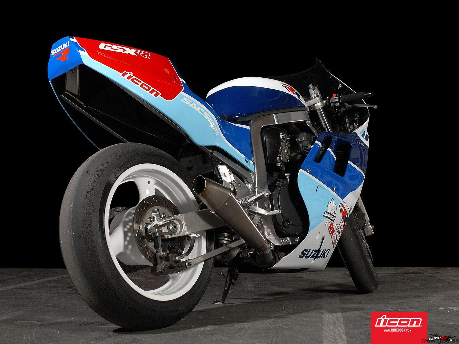 suzuki gsx-r 750 1990 hyper sports wallpaper