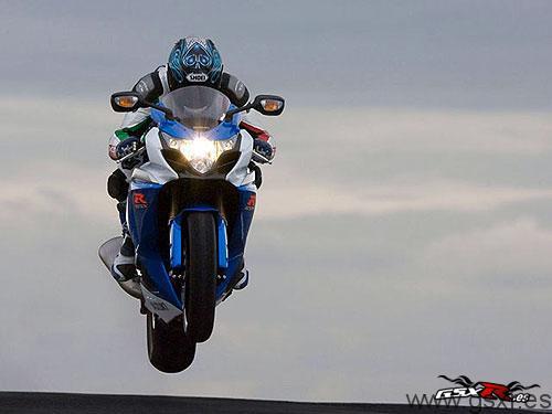 suzuki gsx-r 1000 2009 prueba motociclismo