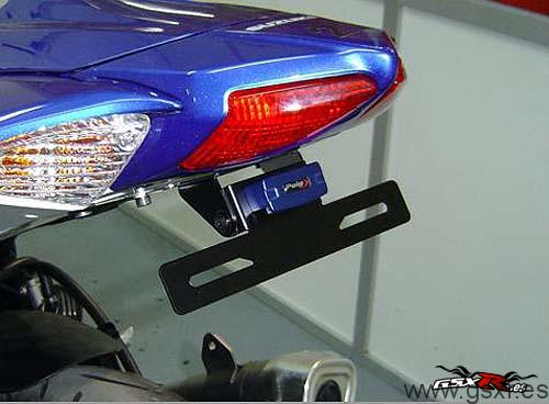 suzuki gsxr accesorios puig portamatricula K8 K9