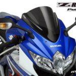 suzuki gsxr accesorios puig cupula z-racing