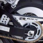 suzuki gsxr accesorios puig cubrecadena metalico