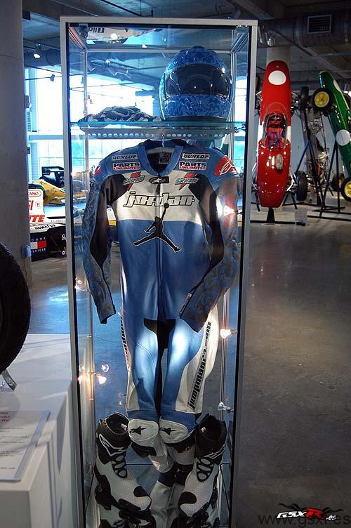 Suzuki GSX-R 1000 2004 Michael Jordan