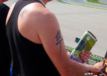 tatuaje suzuki gsx-r 1300 hayabusa