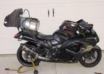 endurance suzuki gsx-r 1300 hayabusa K8