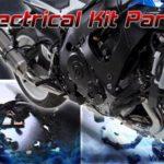 Suzuki GSX-R chassis kit parts