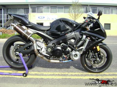 suzuki gsxr 1000 2007 turbo kit