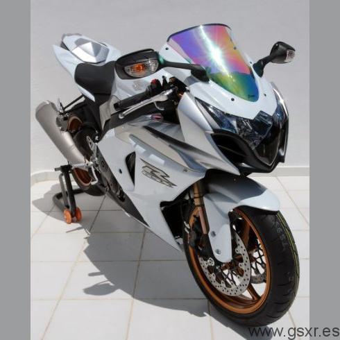 Aeromax accesorios Suzuki GSXR 1000 K9