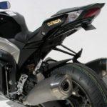 Portamatricula accesorios Suzuki GSXR 1000 K9