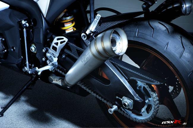 Accesorios originales Suzuki GSX-R 1000 2009