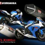 suzuki gsxr 1000 2009 yoshimura escapes
