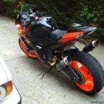 suzuki gsxr 1000 2007 escape termignoni