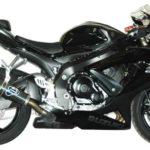 suzuki gsxr 600 2008 escape termignoni carbono
