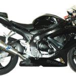 suzuki gsxr 600 2008 escape termignoni titanio