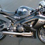suzuki gsxr 1000 K8 black hawk