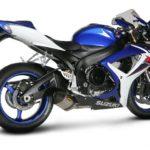 Escape Akrapovic sistema completo trioval titanio evolution2 open racing