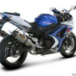 Escape Akrapovic sistema completo trioval titanio evolution racing twin