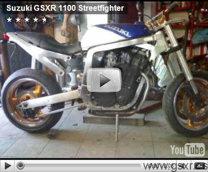 transformacion Suzuki GSX-R 1100 1992 streetfighter