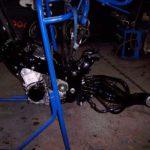 2008 Suzuki GSX-R 1300 Hayabusa Spider Silva