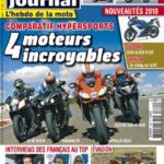 revista moto journal 2009