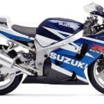 Suzuki GSX-R 750 2003 K3