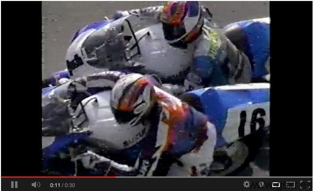 Video anuncio motos Suzuki GSX-R clásicas