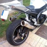 Escapes Leovince GP Pro Suzuki GSX-R 1000 K8