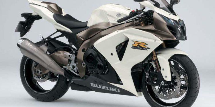 Suzuki GSX-R 1000 Z 25th Anniversary