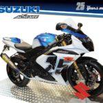 Suzuki GSX-R 1000 2010 Alstare 25 aniversario