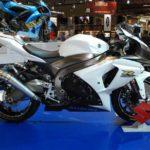 EICMA 2009 Suzuki GSX-R 1000 Z 2010 25th Anniversary