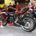 EICMA 2009 Suzuki GSX-R 750 2010 Yoshimura