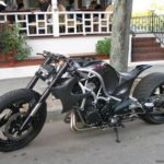 Custom Suzuki GSX-R 1000 2008 Serpent