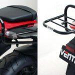 Portaequipajes para maletas y mochilas de Ventura