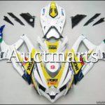Suzuki GSX-R 600 750 carenado replica Worx