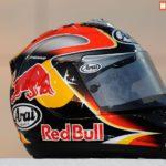 Casco Hiroshi Aoyama MotoGP