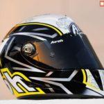Casco Hector Barbera MotoGP