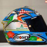 Casco Loris Capirossi MotoGP
