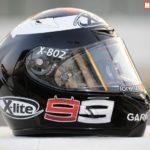 Casco Jorge Lorenzo MotoGP