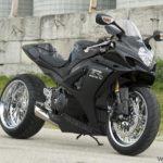 Roaring Toyz Suzuki GSX-R 1000 2008 basculante monobrazo