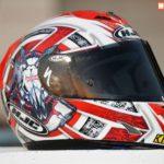 Casco Ben Spies MotoGP