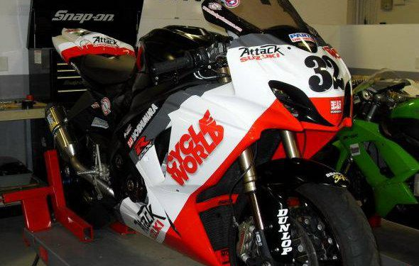 cycle world attack performance suzuki yoshimura eric bostrom gsx-r 1000 2009