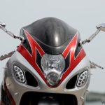 suzuki gsx-r 1300 hayabusa halcon tribal